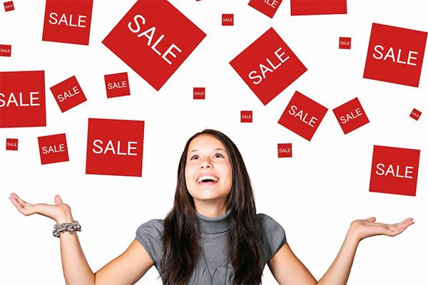 「セール中」の英語を「On sale」とだけ覚えている人は注意!